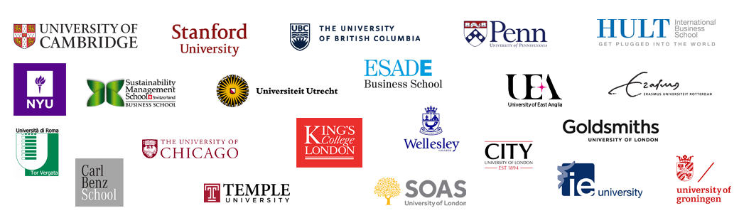 University Summit participating institutions